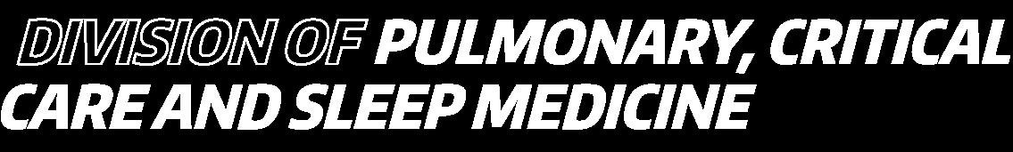 People | Pulmonary, Critical Care and Sleep Medicine | University of